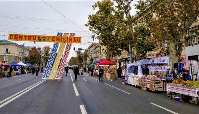 Chișinăul sărbătorește Hramul Orașului! Foto