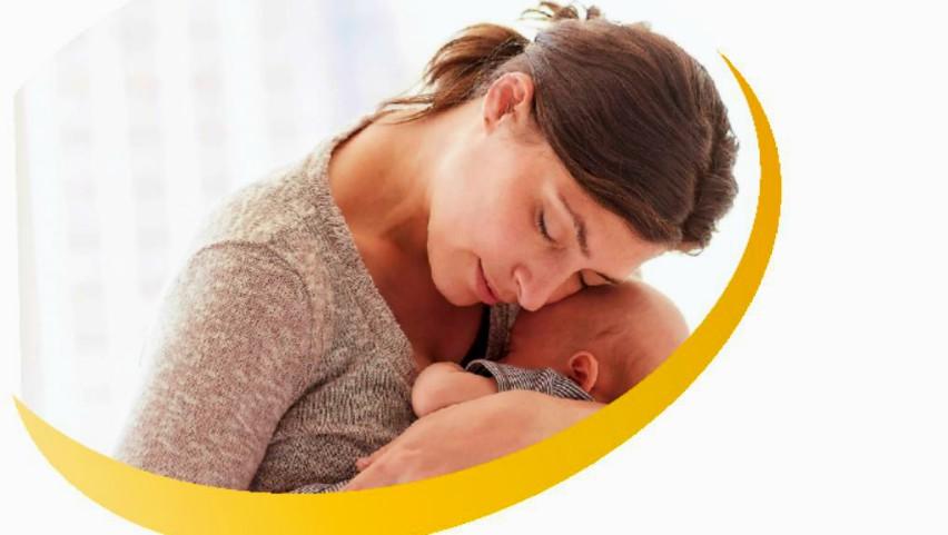 Foto: Cum să calmăm un bebeluș agitat