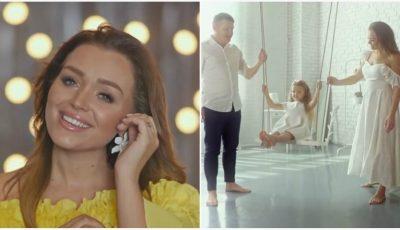 Cornelia și Marcel Ștefăneț au lansat o melodie dedicată fetiței lor, Alexandra, dar și tuturor părinților din lume!