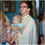 Foto: Preotul Maxim Melinti oferă câteva sfaturi pentru părinți, binevenite în educația copiilor