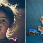 Foto: Ți se rupe inima. O fetiță de 3 ani a stat închisă în casă mai multe zile, lângă cadavrul mamei sale