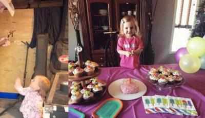 Fiica în vârstă de 2 anișori a unui artist american a murit asfixiată în casă. Mesajul tatălui