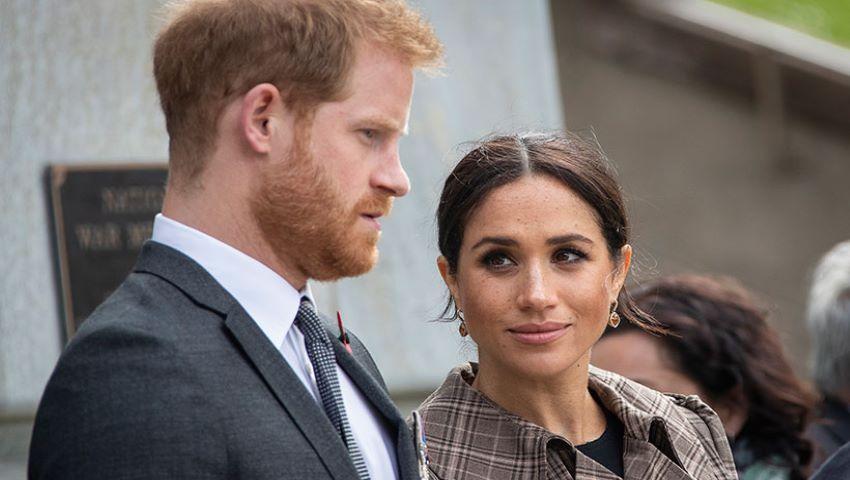 Foto: Prințul Harry este îngrijorat pentru soția sa, care repetă soarta Prințesei Diana
