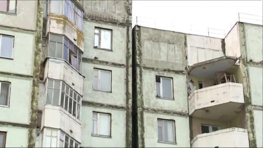 Foto: Incendiu într-un bloc de locuit din Bălți. 25 de oameni au fost evacuați