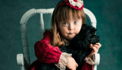 Scrisoarea emoționantă a unei mame către fiica ei, cu sindromul Down