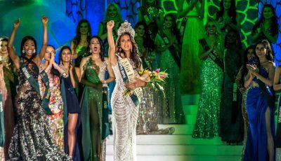 """Iată cine este tânăra care a câștigat titlul """"Miss Earth 2019""""!"""