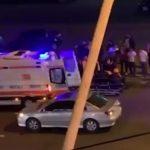 Foto: Accident grav în urmă cu puțin timp, pe strada Ismail
