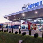 Foto: Aeroportul Chișinău efectuează modificări în orarul curselor din cauza ceții