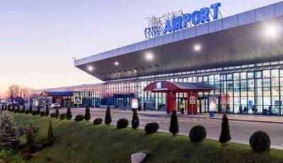 Aeroportul Chișinău efectuează modificări în orarul curselor din cauza ceții