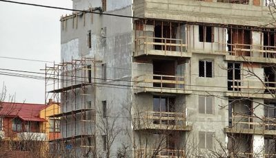 Un muncitor de 24 de ani a căzut în gol de pe un șantier din sectorul Râșcani