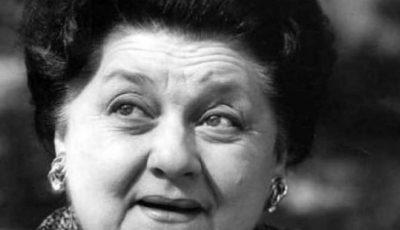 S-a stins din viață actrița cu origini basarabene Tamara Buciuceanu-Botez
