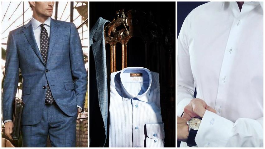 Foto: Zenonni – cămăși, costume și paltoane de calitate europeană, din stofe delicate și design personalizat!