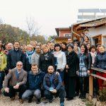 """Foto: 50 de profesori de la instituții europene au participat la Seminarul """"Trans History"""", dedicat culturii și istoriei evreiești în regiune"""