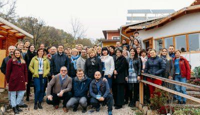 """50 de profesori de la instituții europene au participat la Seminarul """"Trans History"""", dedicat culturii și istoriei evreiești în regiune"""