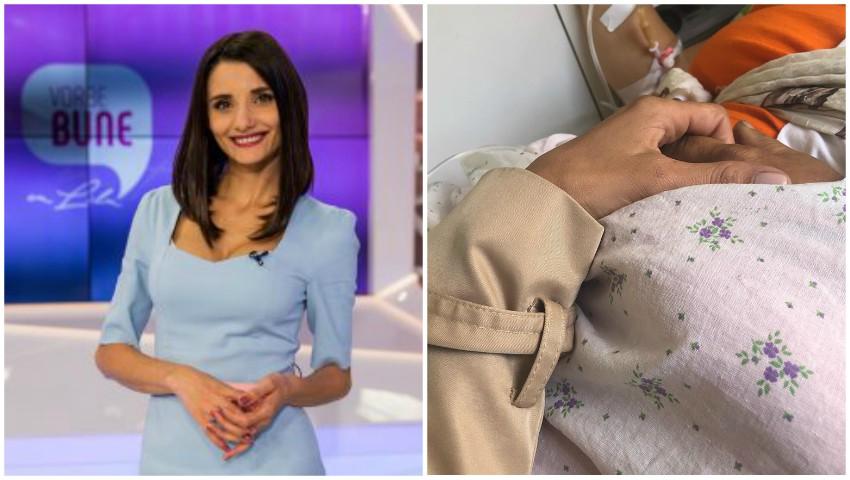 Foto: Lilu a trecut prin clipe grele: mama ei se afla în ambulanța accidentată grav la Drochia. Mărturisirile prezentatoarei TV