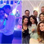 Foto: Emoții mari și veselie la nunta interpretei Anastasia Jantîc. Cine sunt vedetele care au dat tonul petrecerii!