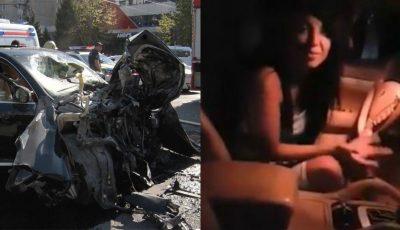 A murit șoferița care a provocat accidentul grav din sectorul Buiucani
