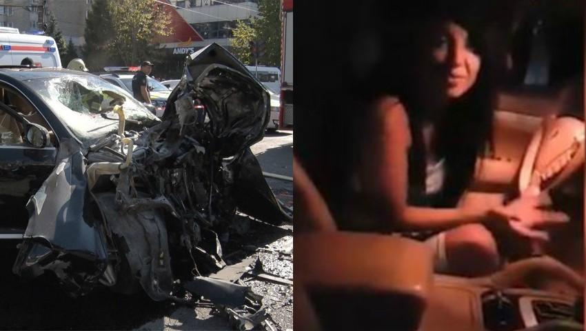 Foto: A murit șoferița care a provocat accidentul grav din sectorul Buiucani