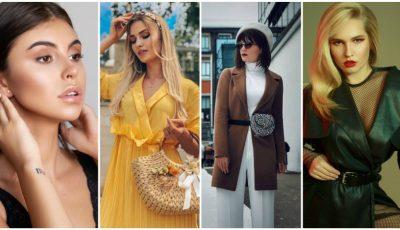 Îți vor comunica ultimele tendințe în modă! Iată cine sunt Digital Influencerii celei de-a V-a ediții Privé Fashion Events!