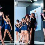 Foto: Noua colecție de pălării a creatoarei Iuliana Chiroșca a făcut senzație la cel mai grandios eveniment de modă de peste Prut, Romanian Fashion Philosophy!