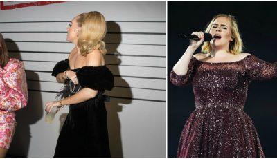 Adele a slăbit 19 kg, după ce a renunţat complet la un aliment