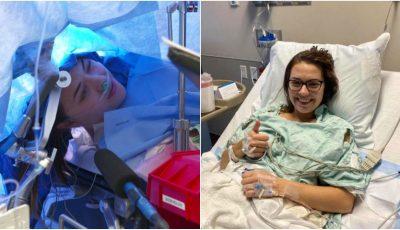 Video! Operaţie pe creier, transmisă live pe facebook. Pacienta a fost conștientă și a vorbit tot timpul
