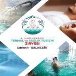 Foto: Cel de-al IV-lea Summit Internațional de Turism Termal și Sănătate, desfășurat în provincia Balıkesi din Turcia, a reunit reprezentanți din 55 de țări ale lumii