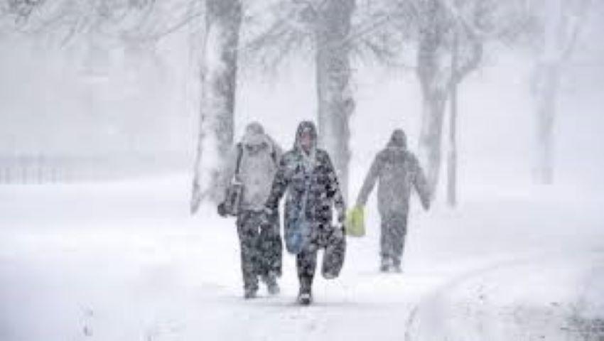 Foto: Se așteaptă cea mai grea iarnă din ultimii 30 de ani, spun meteorologii, din cauza vortexului polar