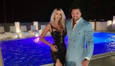 Bianca Drăgușanu și Alex Bodi divorțează după 3 luni de căsnicie