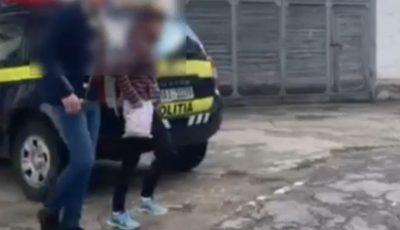 Tânăra care a furat 500.000 de lei de la un schimb valutar, a fost reținută