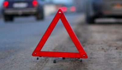 Accident fatal la Comrat: șoferul și pasagerul său s-au stins pe loc