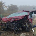 Foto: Accident la Căușeni, cu trei morți. Imagini teribile