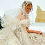Foto: Jennifer Lopez, în rochie de mireasă. Arată spectaculos!