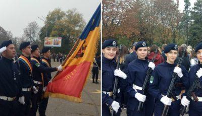 Tinerii Polițiști de Frontieră au jurat credință patriei! Foto