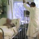 Foto: Un bărbat din Vulcănești, bătut crunt de către vecinul său din cauza unui câine dezlegat
