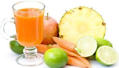Băutură vitaminizantă cu ghimbir, care alungă febra și răceala