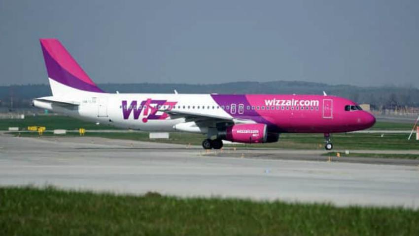 Foto: Compania low-cost Wizz Air lansează șase curse noi din Iași. Care sunt destinațiile?