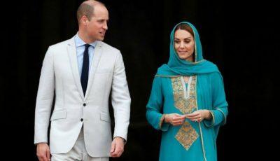 Panică la bordul aeronavei cu prinţul William și Kate, în Pakistan