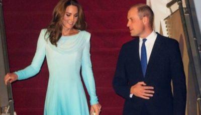 Kate Middleton i-a adus un omagiu Prințesei Diana, în vizita în Pakistan