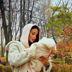 Foto: Soția lui Timati și-a arătat abdomenul după naștere. Cum arată Anastasia Reshetova?