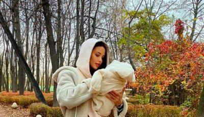 Soția lui Timati și-a arătat abdomenul după naștere. Cum arată Anastasia Reshetova?