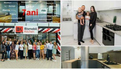 """Compania Bismobil Kitchen sărbătorește 7 ani de la fondare – ,,Mai aproape de oameni, pentru plăcerea de a găti acasă""""!"""