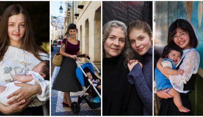 O fotografă româncă arată frumusețea mamelor cu copii în diferite colțuri ale lumii: 20 de imagini emoționante
