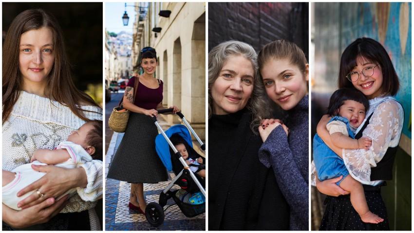 Foto: O fotografă româncă arată frumusețea mamelor cu copii în diferite colțuri ale lumii: 20 de imagini emoționante