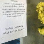 Foto: Șoferița decedată în urma accidentului din sectorul Buiucani a fost petrecută pe ultimul drum. Imagini de la funeralii
