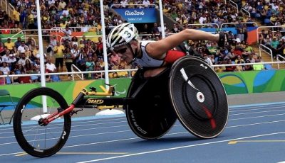 Sportiva paralimpică Marieke Vervoort și-a pus capăt vieții