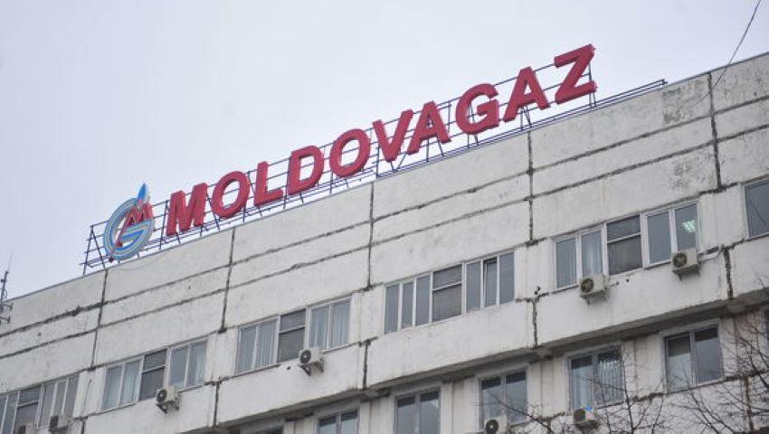 Foto: Schemă frauduloasă cu prejudicii de 20 de milioane de lei pentru Moldova Gaz