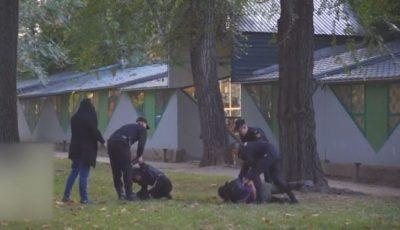 Tineri drogați, reținuți de carabinieri chiar în Parcul Catedralei