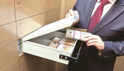 O bancă din Moldova renunță la păstrarea bunurilor clienților în seifuri individuale