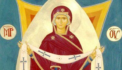 Creştinii ortodocși de rit vechi sărbătoresc astăzi Acoperământul Maicii Domnului
